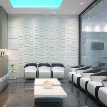 Sitting Area at Emiles Dental Care